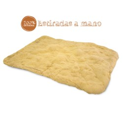 Base de pizza cuadrada