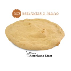 Pizza Mediana Americana
