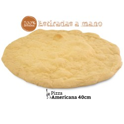Base de pizza Grande Americana